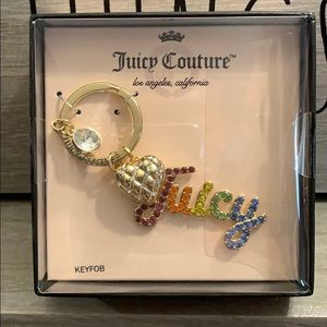 Juicy Couture Key Fob